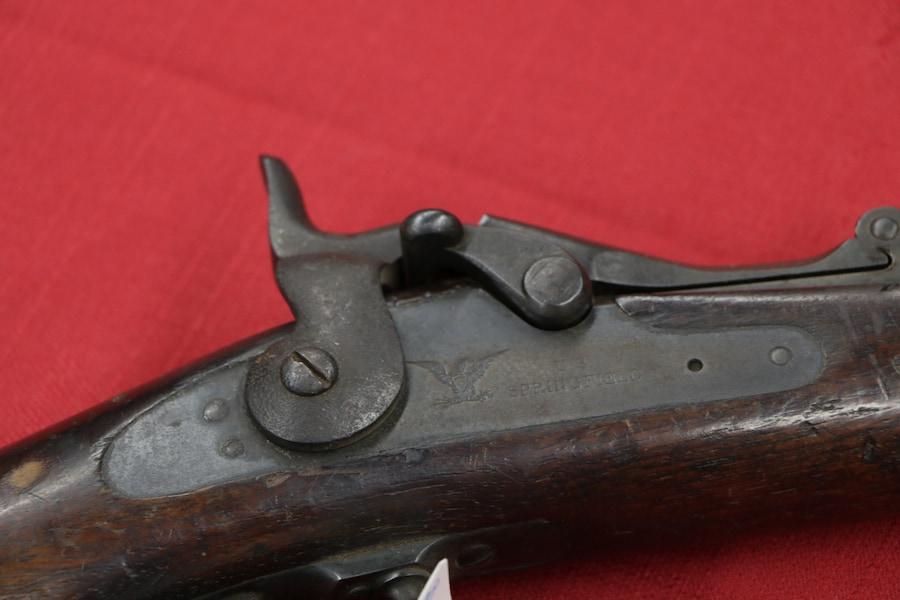 SPRINGFIELD 1884 TRAP DOOR