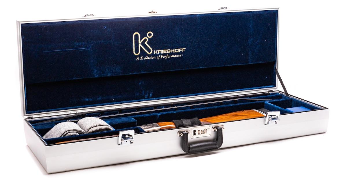 KRIEGHOFF K-80 TRAP SPECIAL COMBO