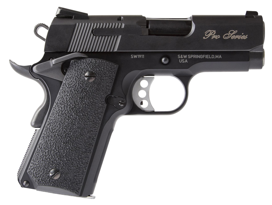 SMITH & WESSON 1911 PC Pro