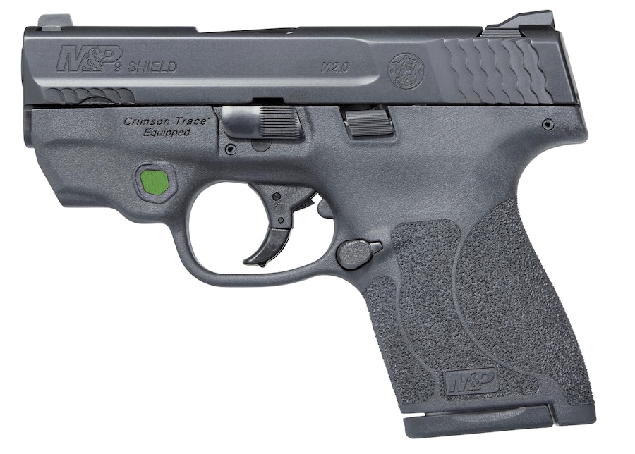Smith & Wesson M&P 9 Shield M2.0 Crimson Trace Laser