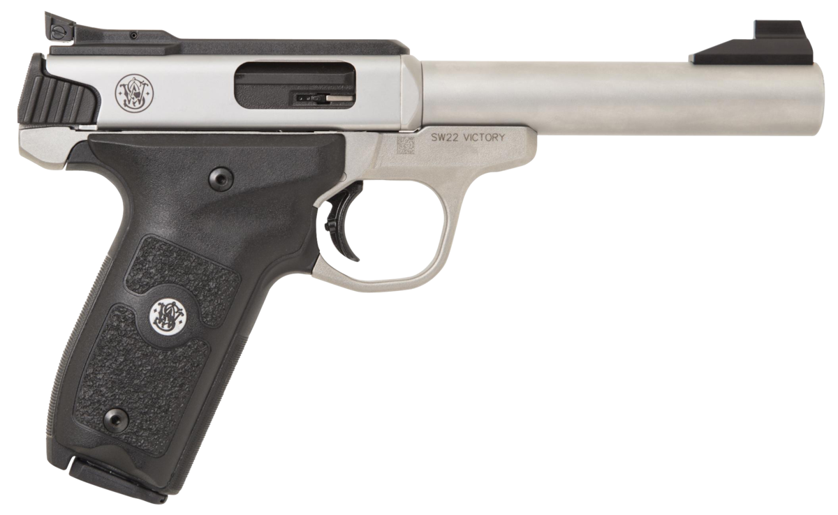 SMITH & WESSON SW22 Victory Target *MA Compliant