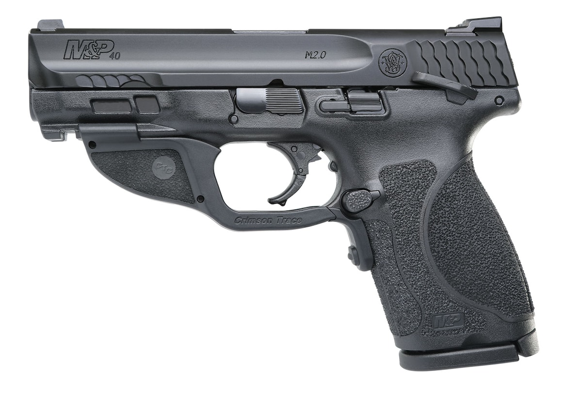 SMITH & WESSON M&P 40 M2.0 Compact Crime Trace Laserguard