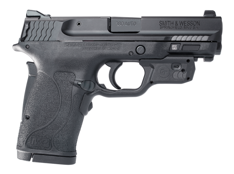 SMITH & WESSON M&P 380 Shield EZ Crimson Trace Laserguard