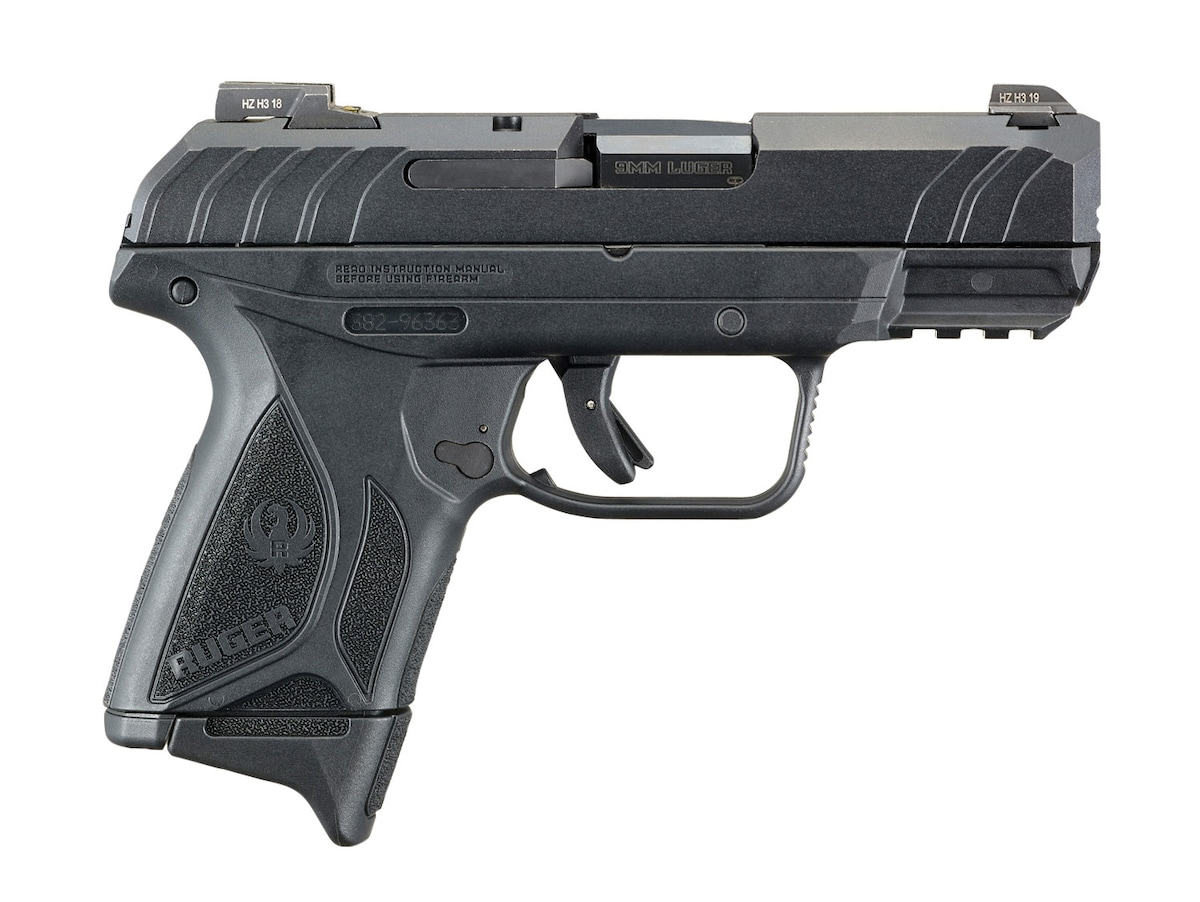 RUGER SECURITY 9 PRO COMPACT