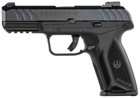 RUGER SECURITY 9 PRO