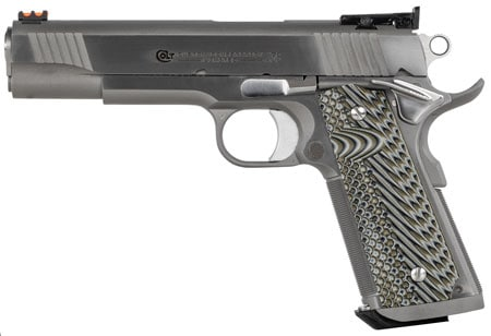 COLT 1911 CUSTOM COMPETITION