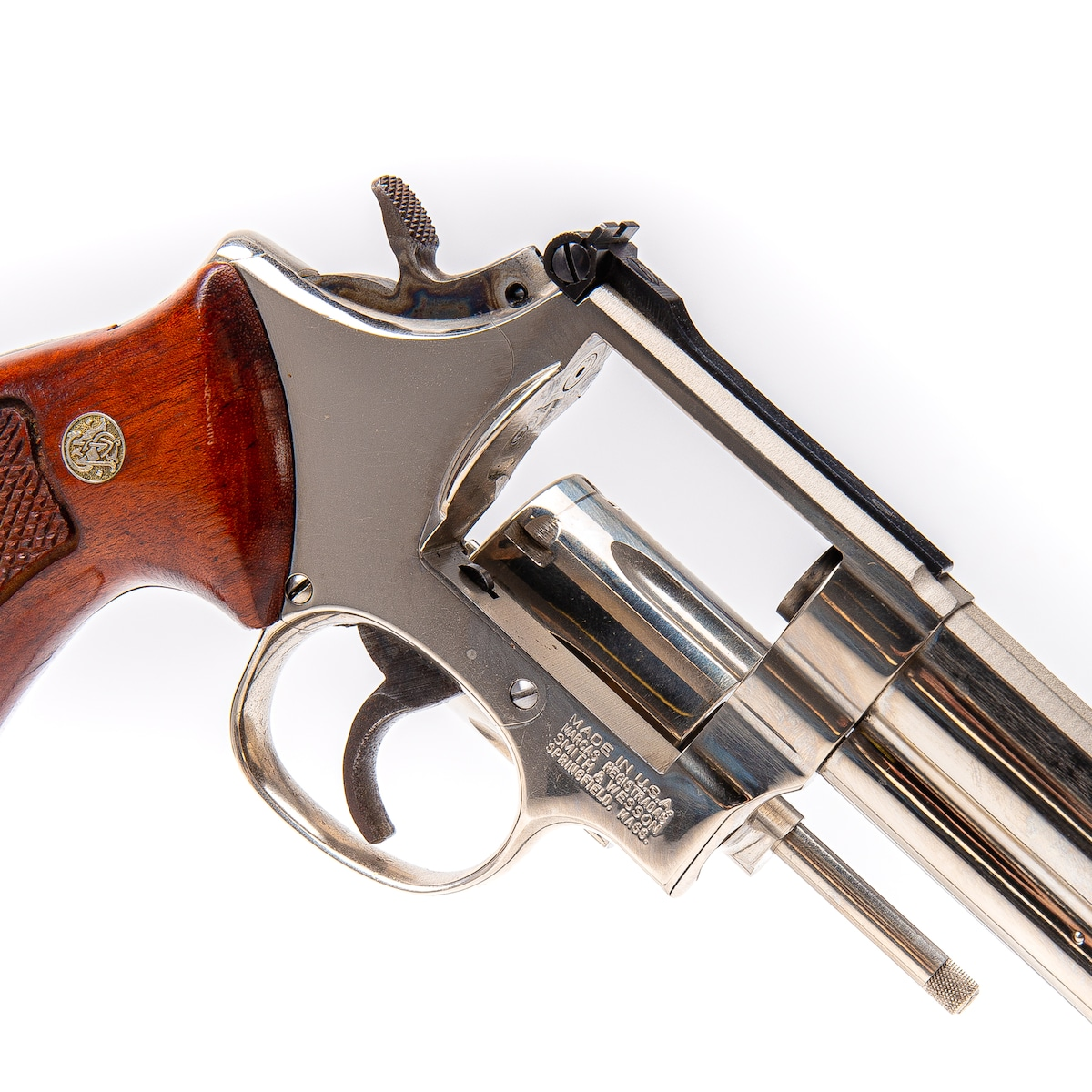 SMITH & WESSON MODEL 586-2