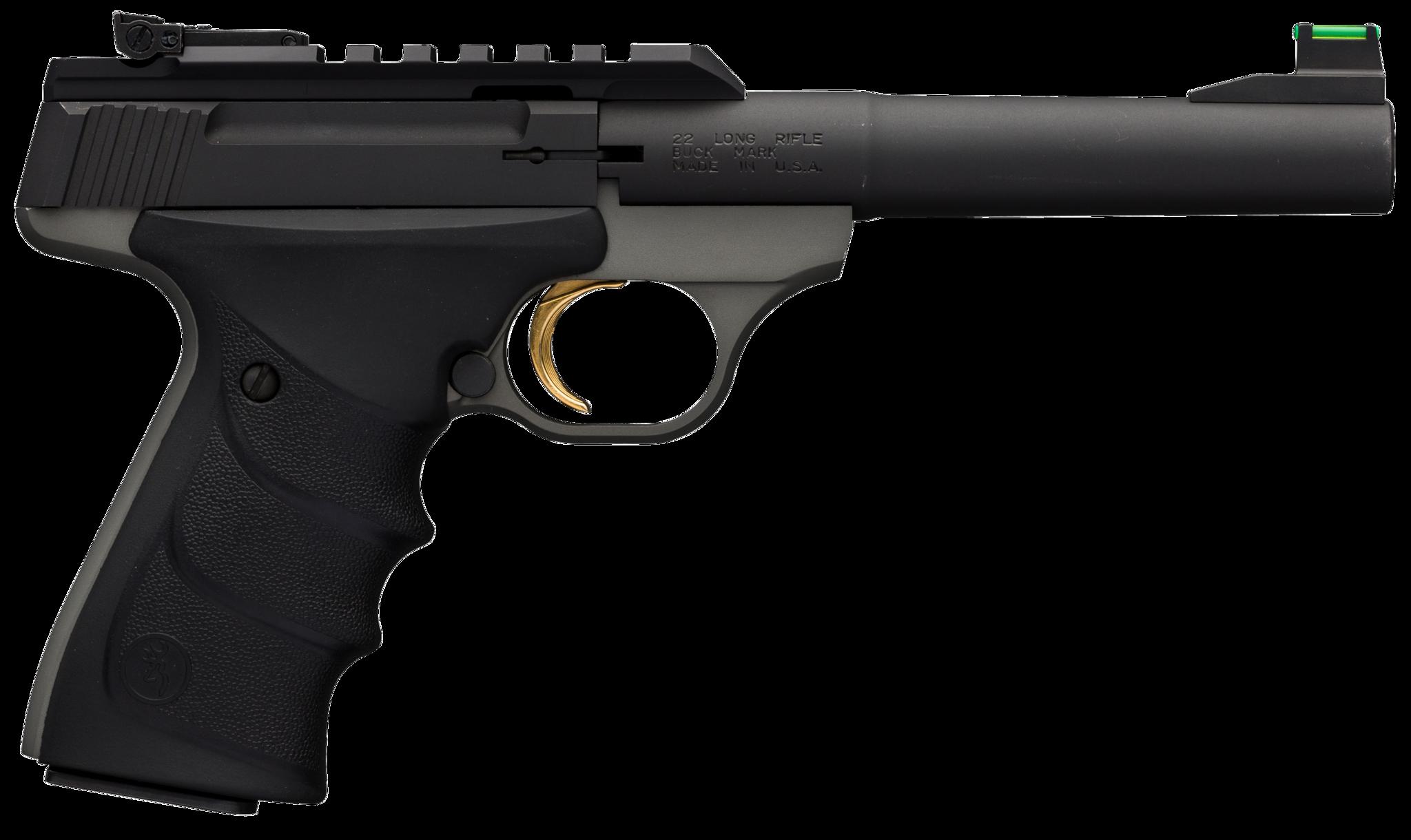 Browning Buck Mark Plus Practical