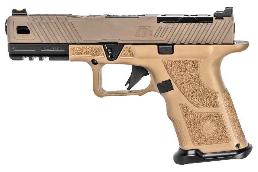 ZEV TECHNOLOGIES OZ9 STANDARD COVERT