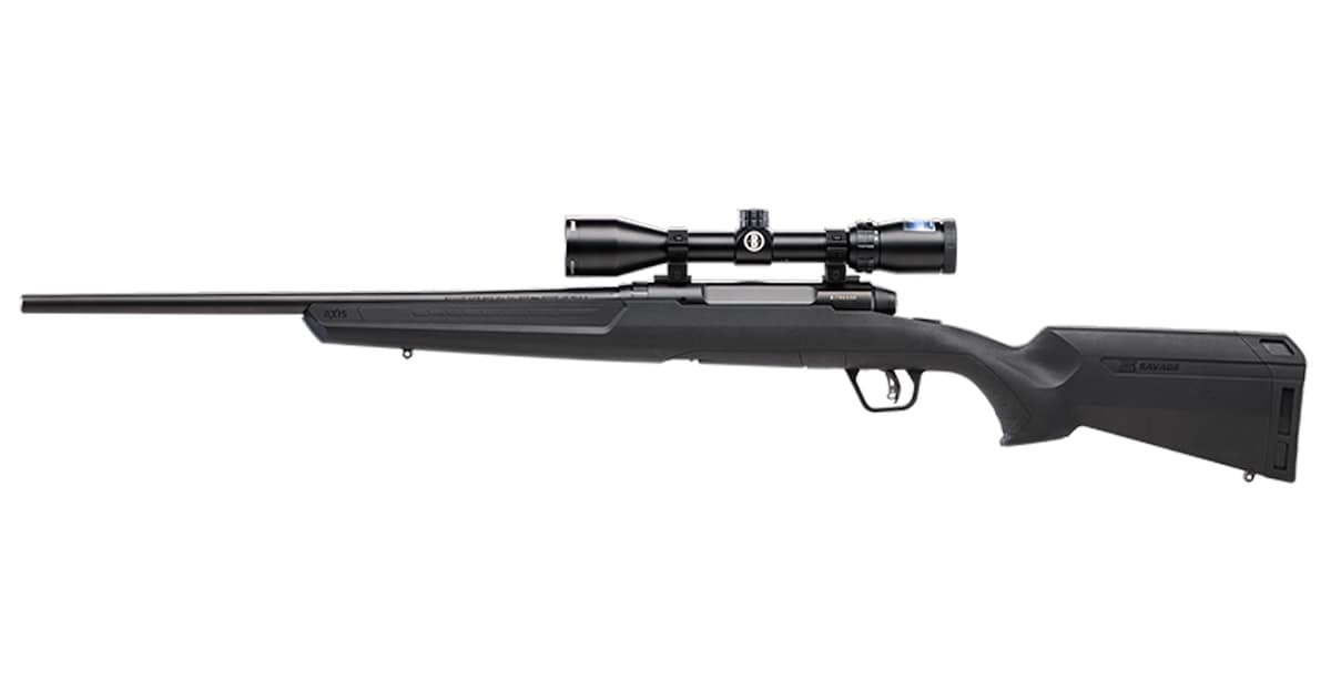 SAVAGE ARMS AXIS II XP COMPACT