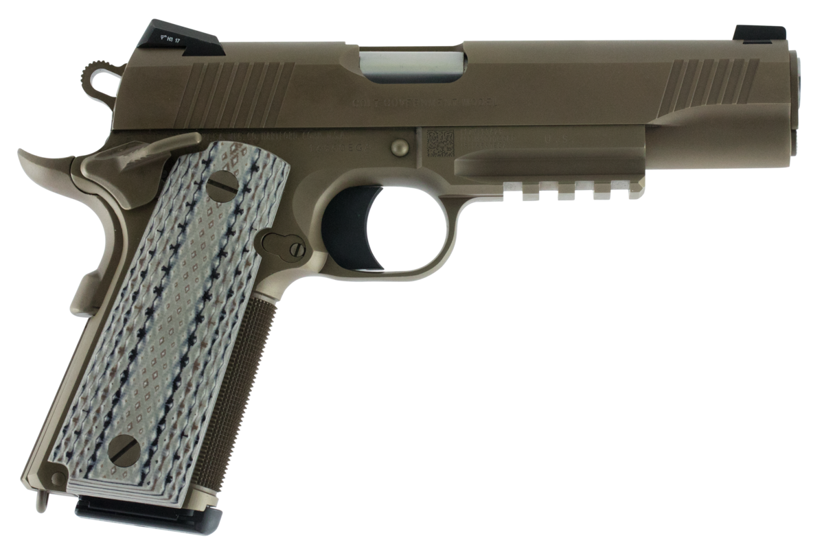 Colt MFG 1911 Government Limited Edition