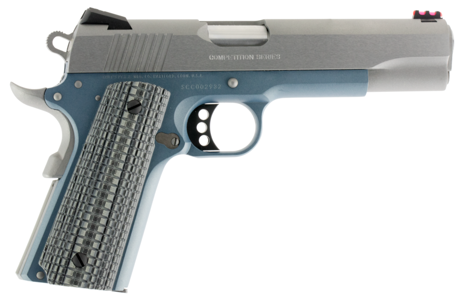 COLT MFG 1911 Competition 70 Series