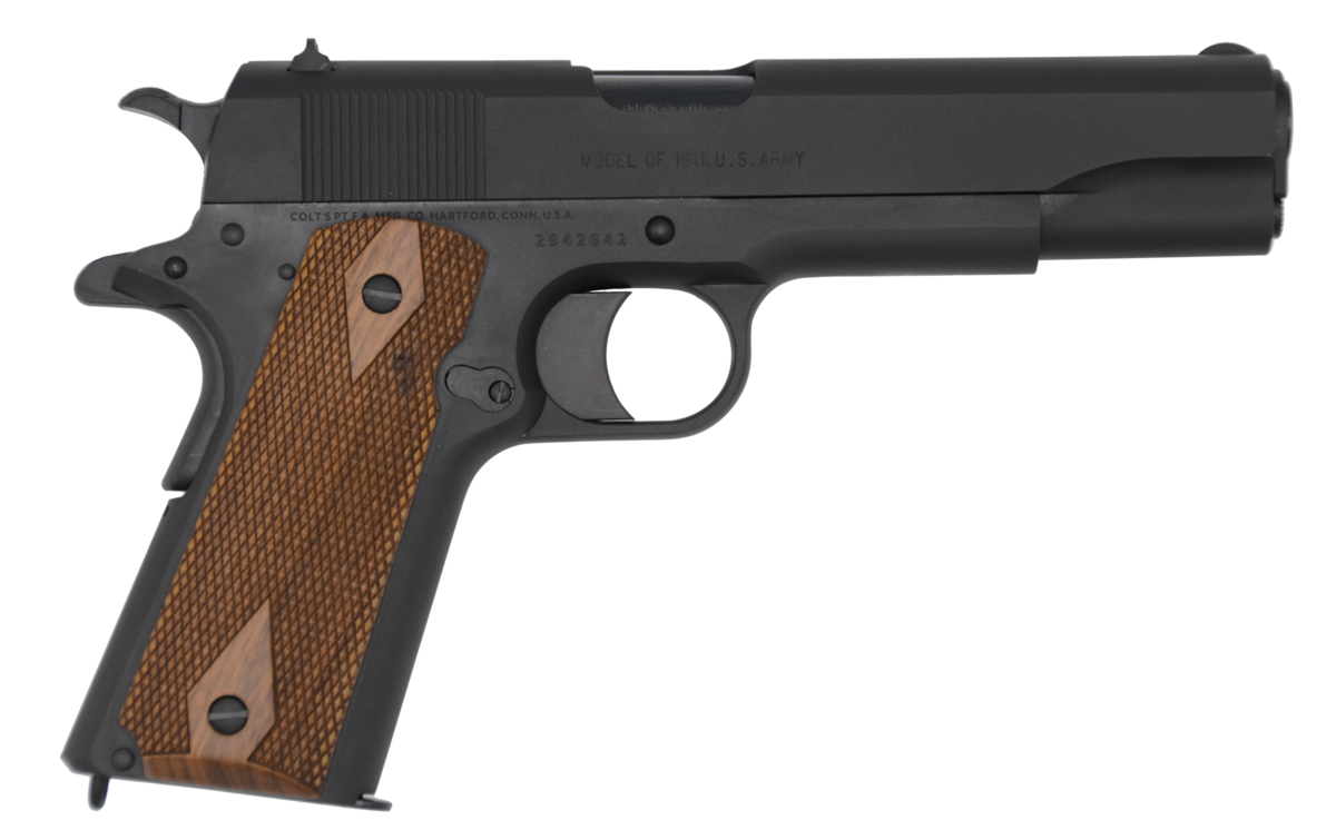 COLT MFG 1911 WWI Reproduction