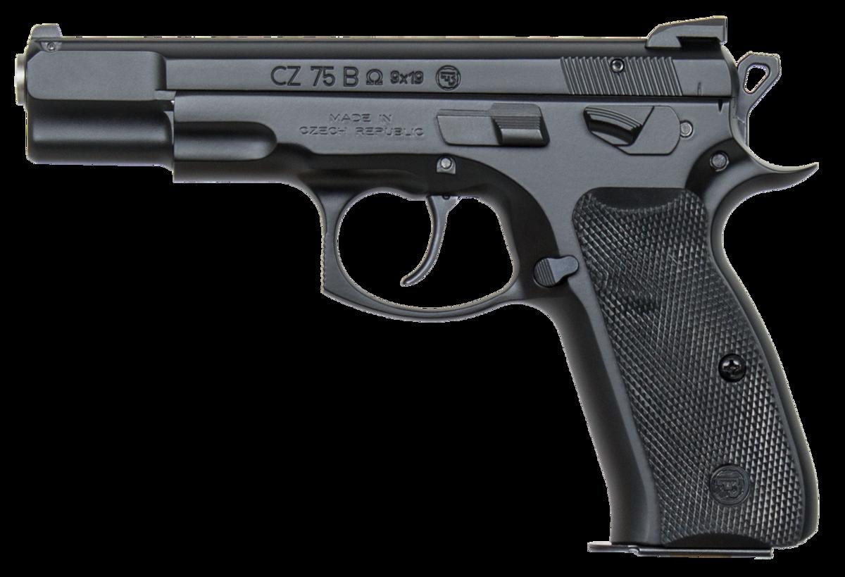 CZ CZ 75 Omega