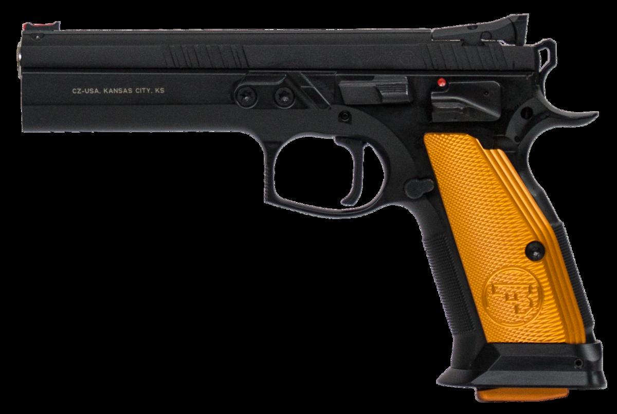 CZ CZ 75 Tactical Sport Orange