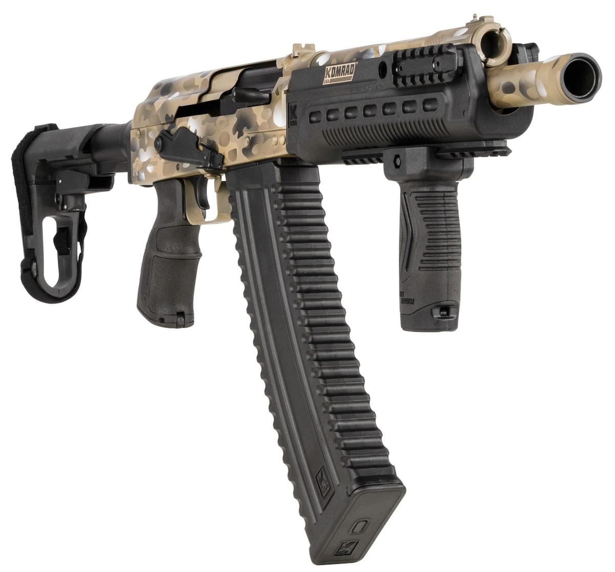 Kalashnikov Usa Komrad - For Sale - New :: Guns.com