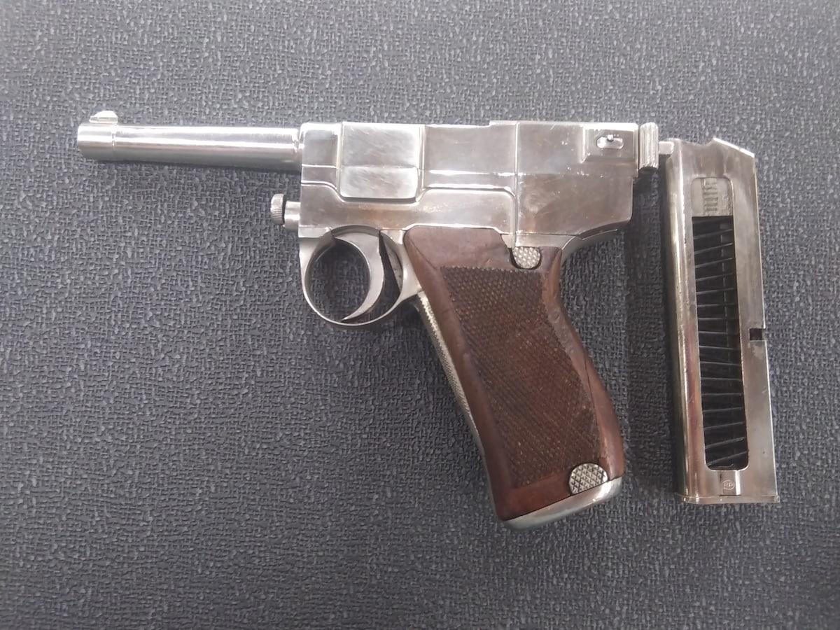 ITALIAN MILITARY ARMS M1910