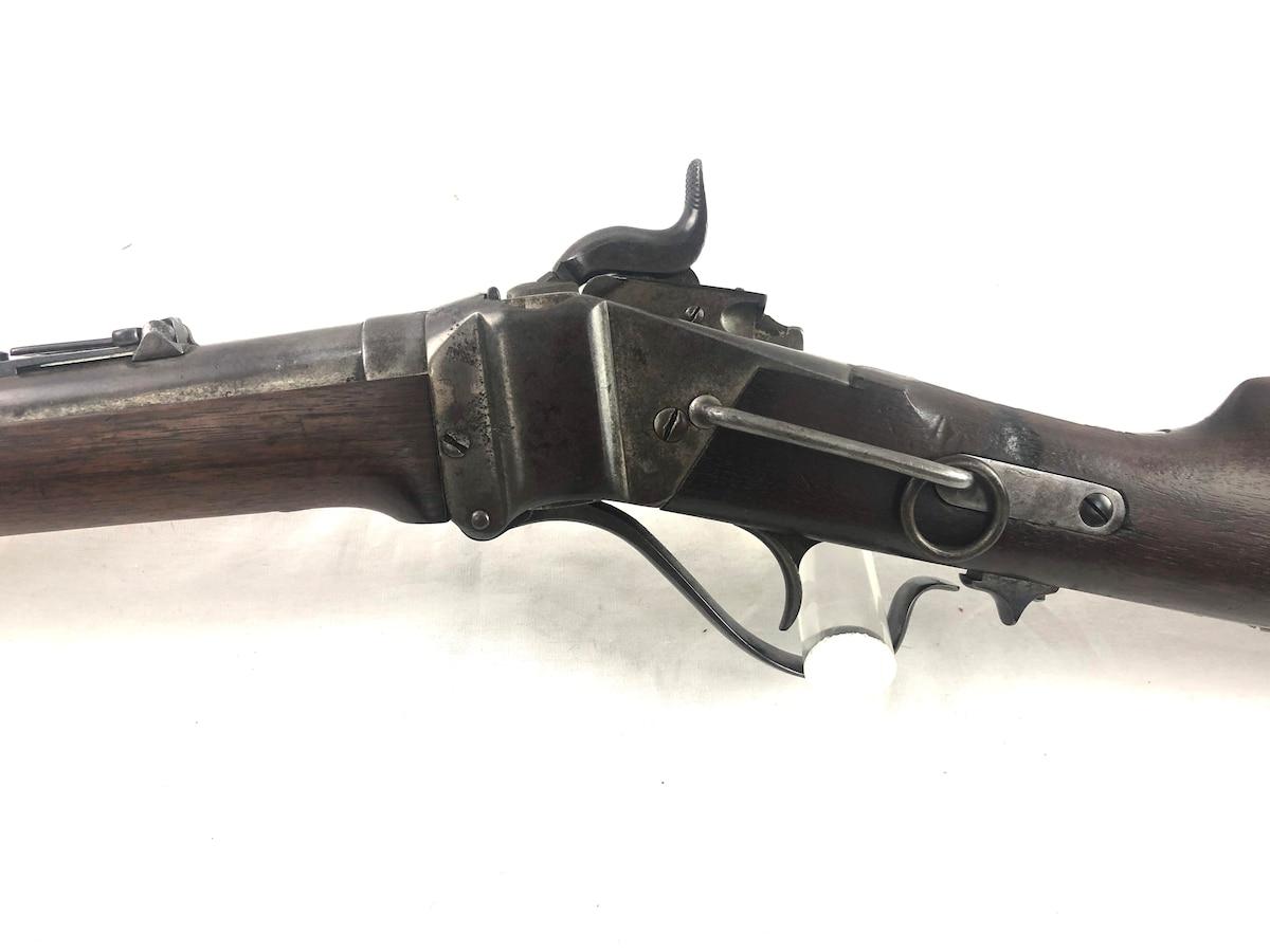 SHARPS NEW MODEL 1863