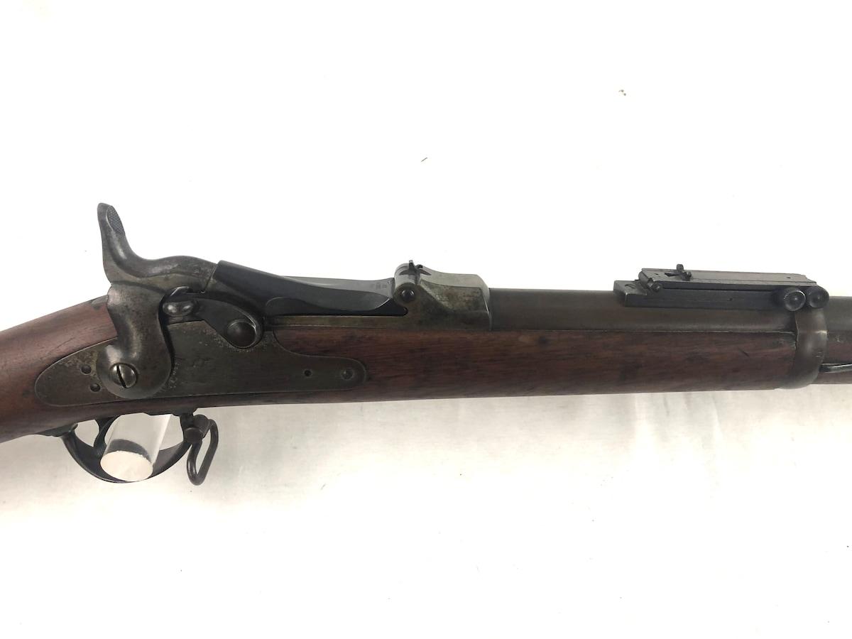 SPRINGFIELD 1884 TRAPDOOR