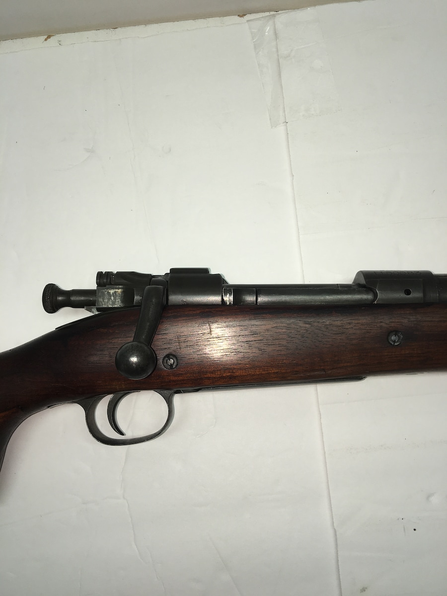 SPRINGFIELD ARMORY 1903 (SPORTERIZED)