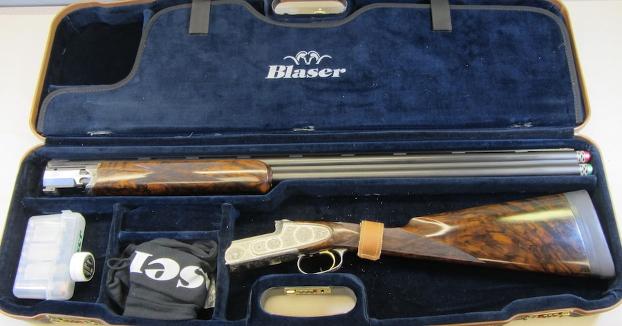 BLASER F-3 Imperial Competition
