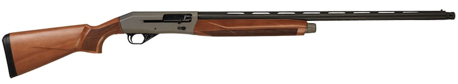 CZ 1012 TURKISH WALNUT & GRAY