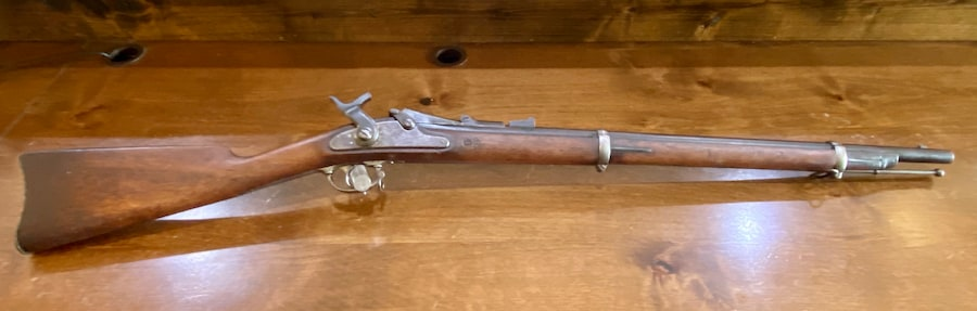 SPRINGFIELD ARMORY US SPRINGFIELD ALLIN CONVERSION MODEL 1866