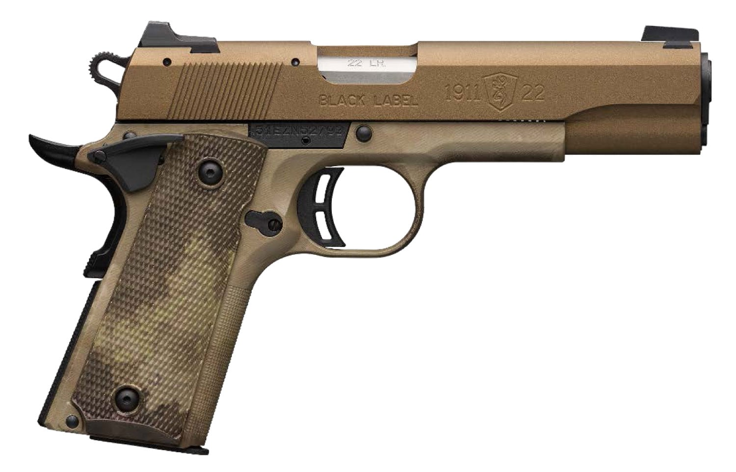 BROWNING 1911-22 SPEED COMPACT