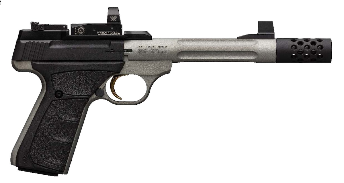 BROWNING BUCK MARK LITE COMPETITION