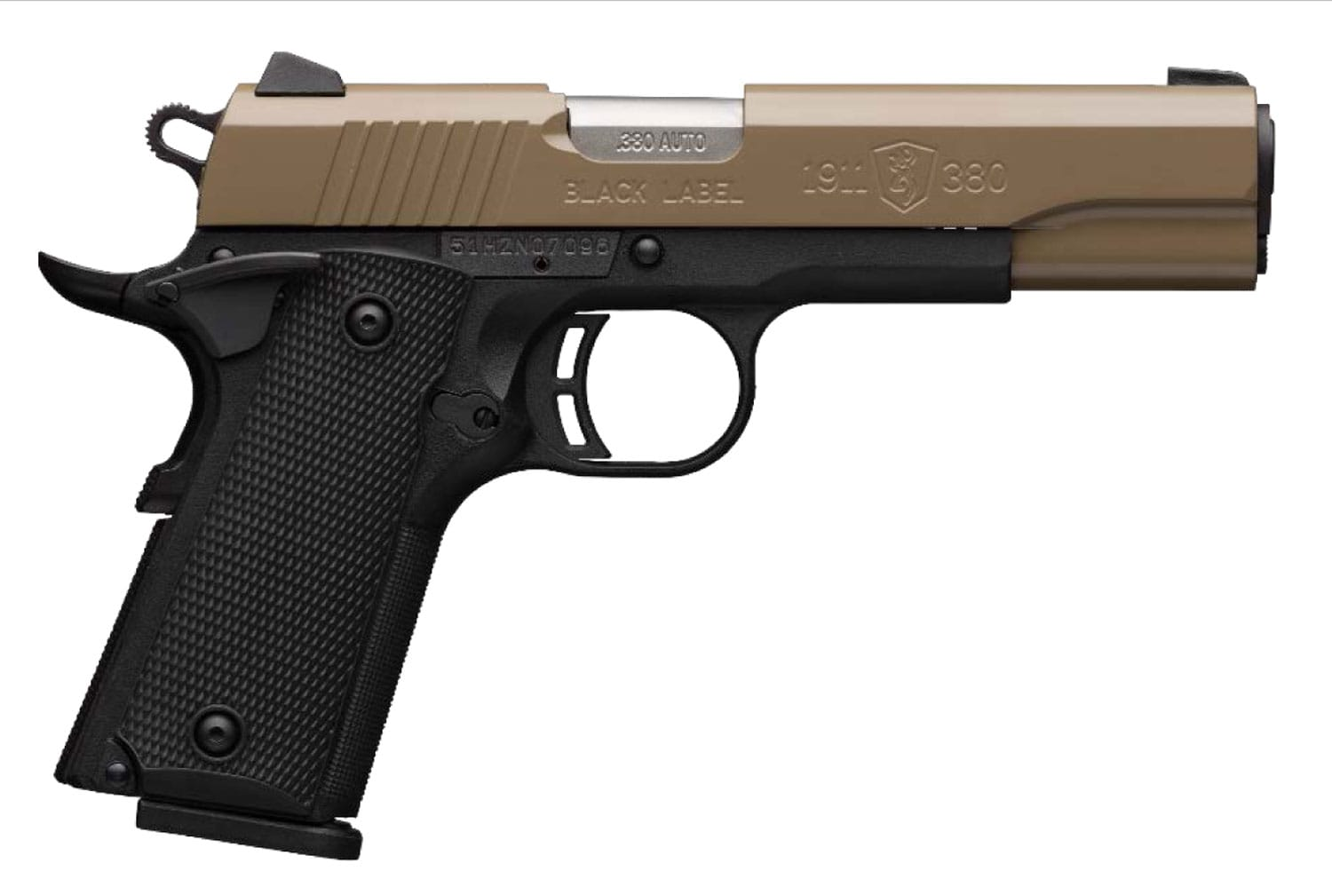 BROWNING 1911-380 COMPACT