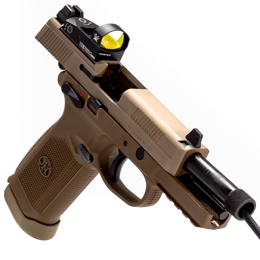 FN 509 Review Part 1: The 509 Midsize | OutdoorHub