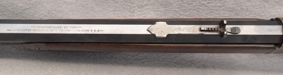 WINCHESTER MODEL 1886