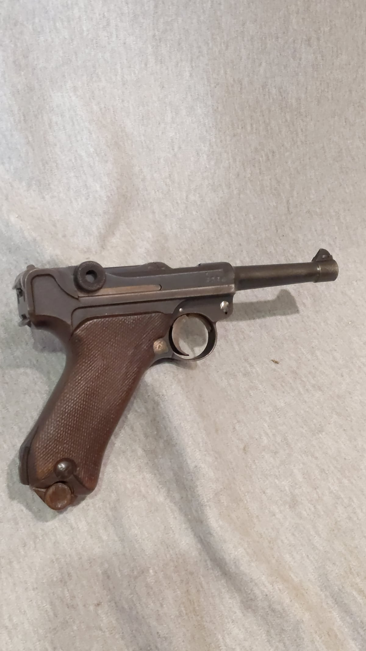 SIMSON AND COMPANY LUGER