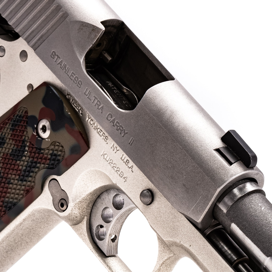 KIMBER STAINLESS ULTRA CARRY II