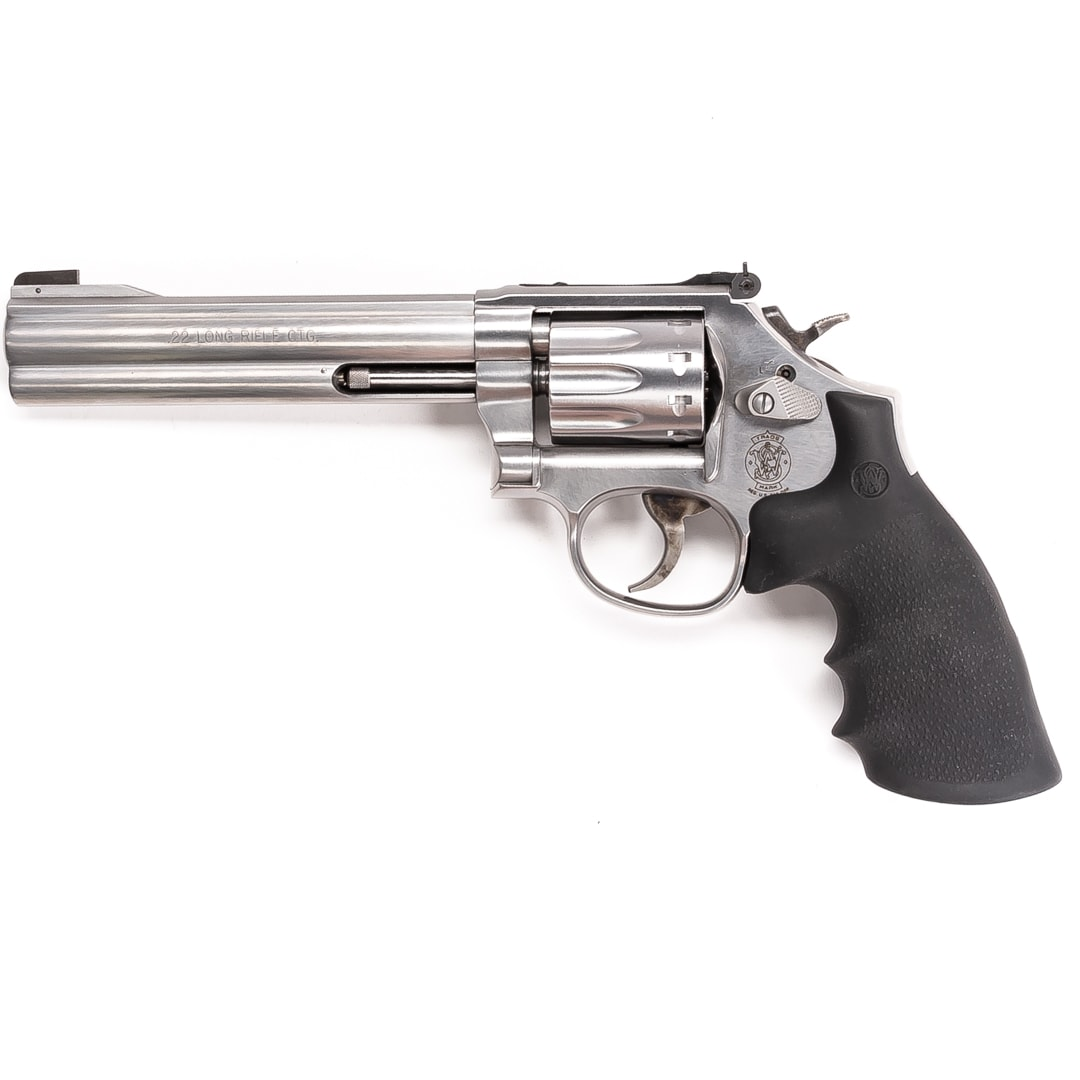 SMITH & WESSON MODEL 617-6