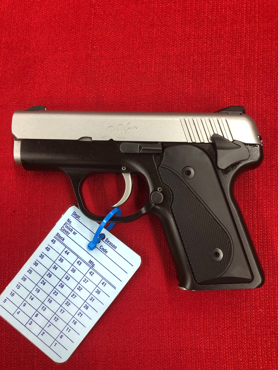 KIMBER SOLO CARRY