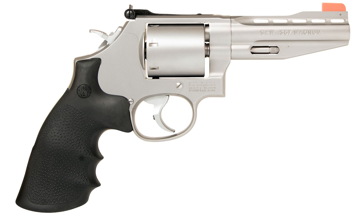 SMITH & WESSON MODEL 686-6 PERFORMANCE CENTER