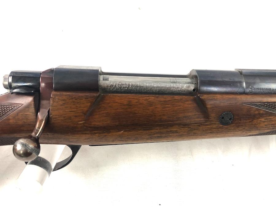 RIGBY L61R Magnum Mauser Big Game Rifle