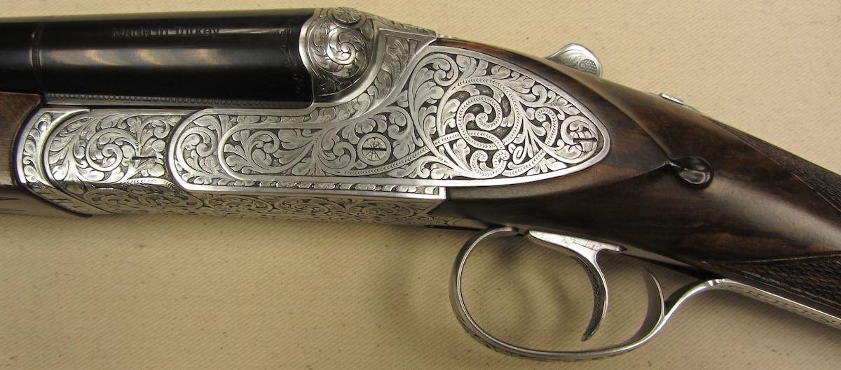 DEHAAN SHOTGUNS LTD. None marked