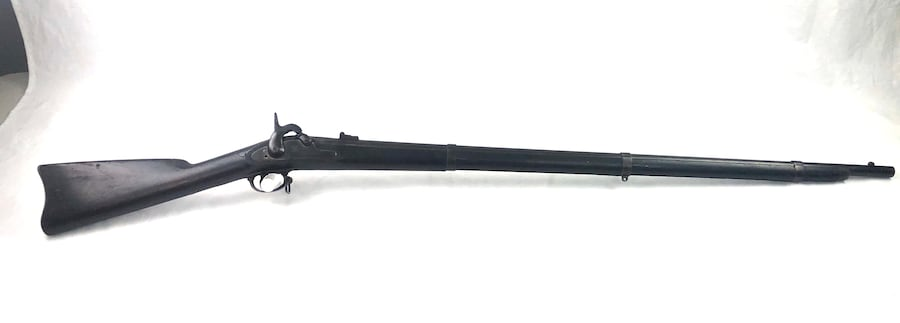 SPRINGFIELD Model 1862 Black Powder Musket