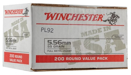 WINCHESTER USA 200RD VALUE PACK