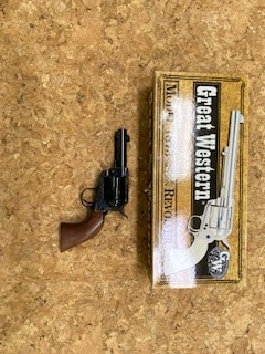 GREAT WESTERN ARMS CO. POSSE
