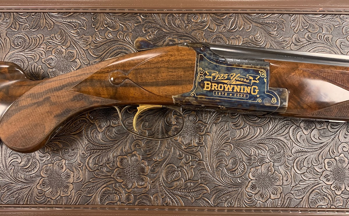 BROWNING 125th Anniversary B25