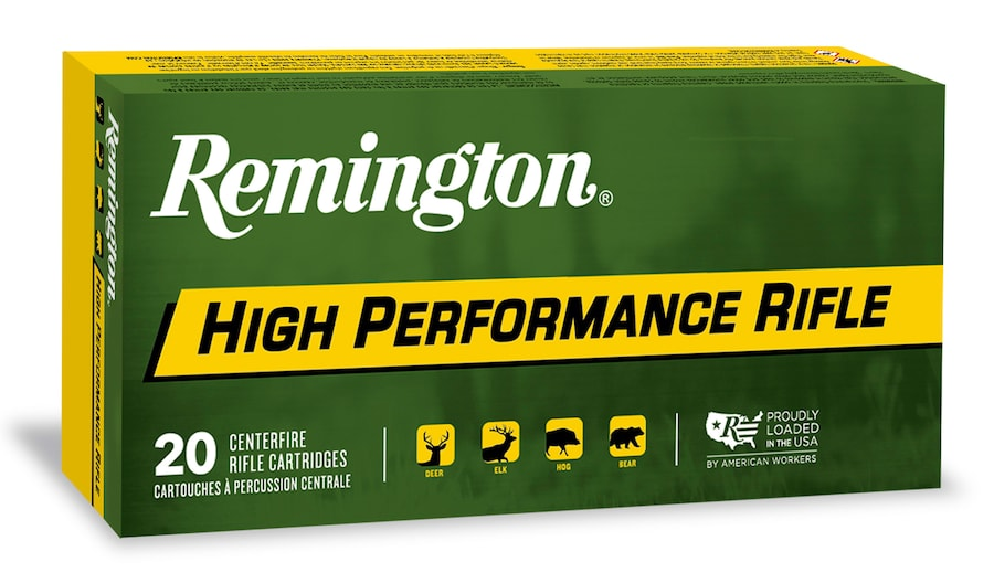 REMINGTON HIGH PERFORMANCE