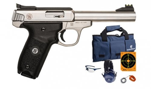 SMITH AND WESSON SW22 VICTORY RANGE KIT