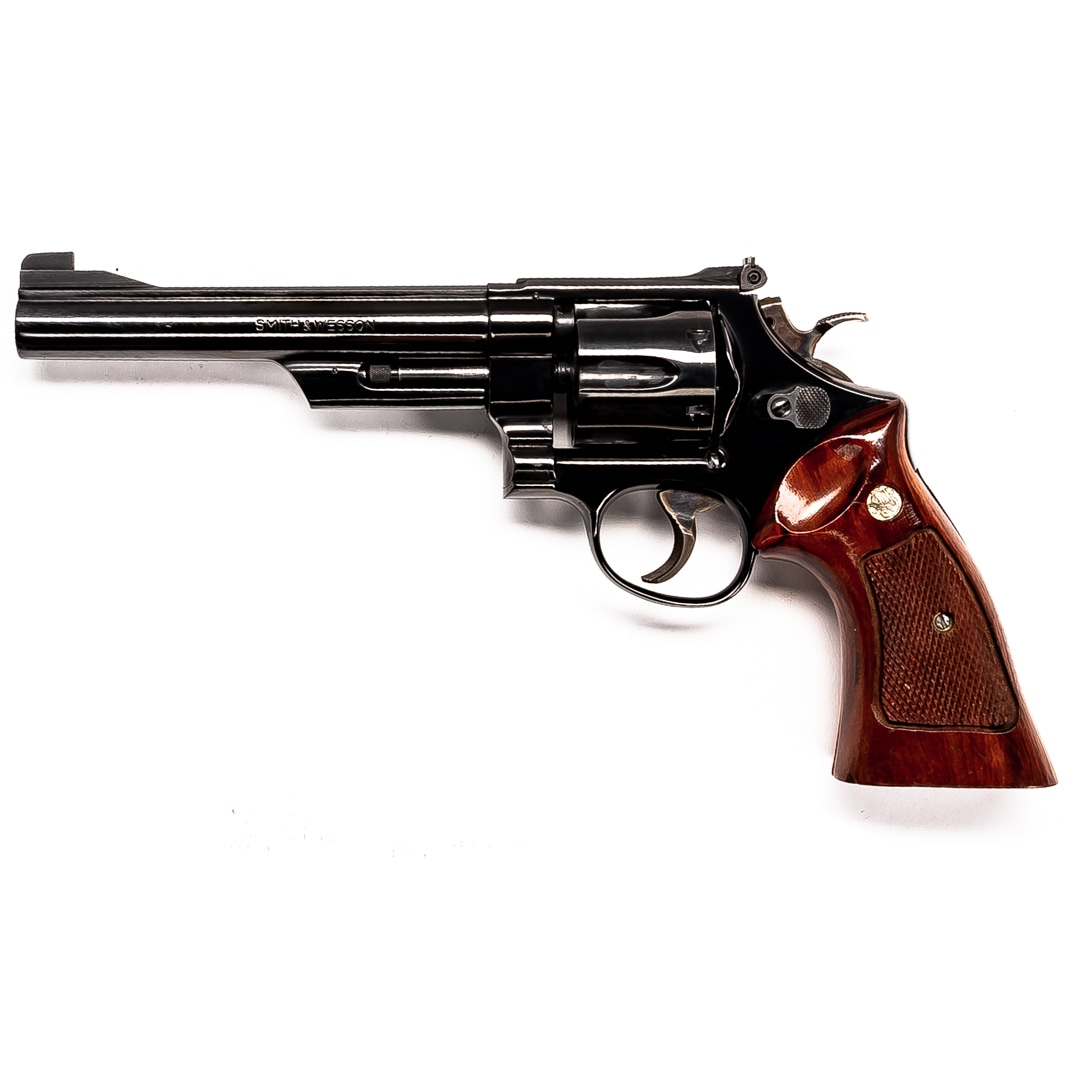 SMITH & WESSON MODEL 25-2