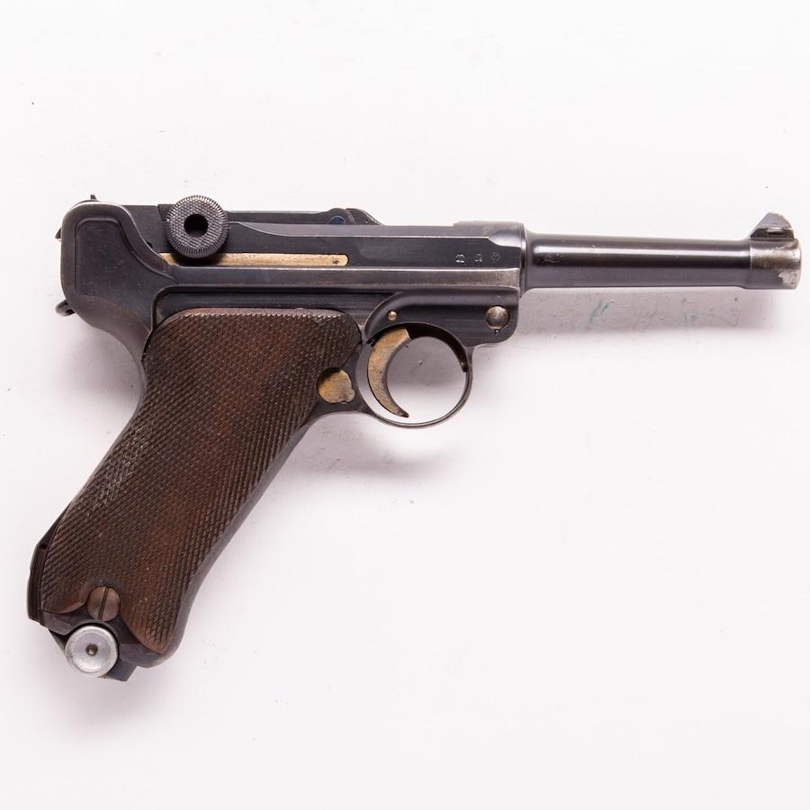 MAUSER 1936 (Luger) S/42 P08