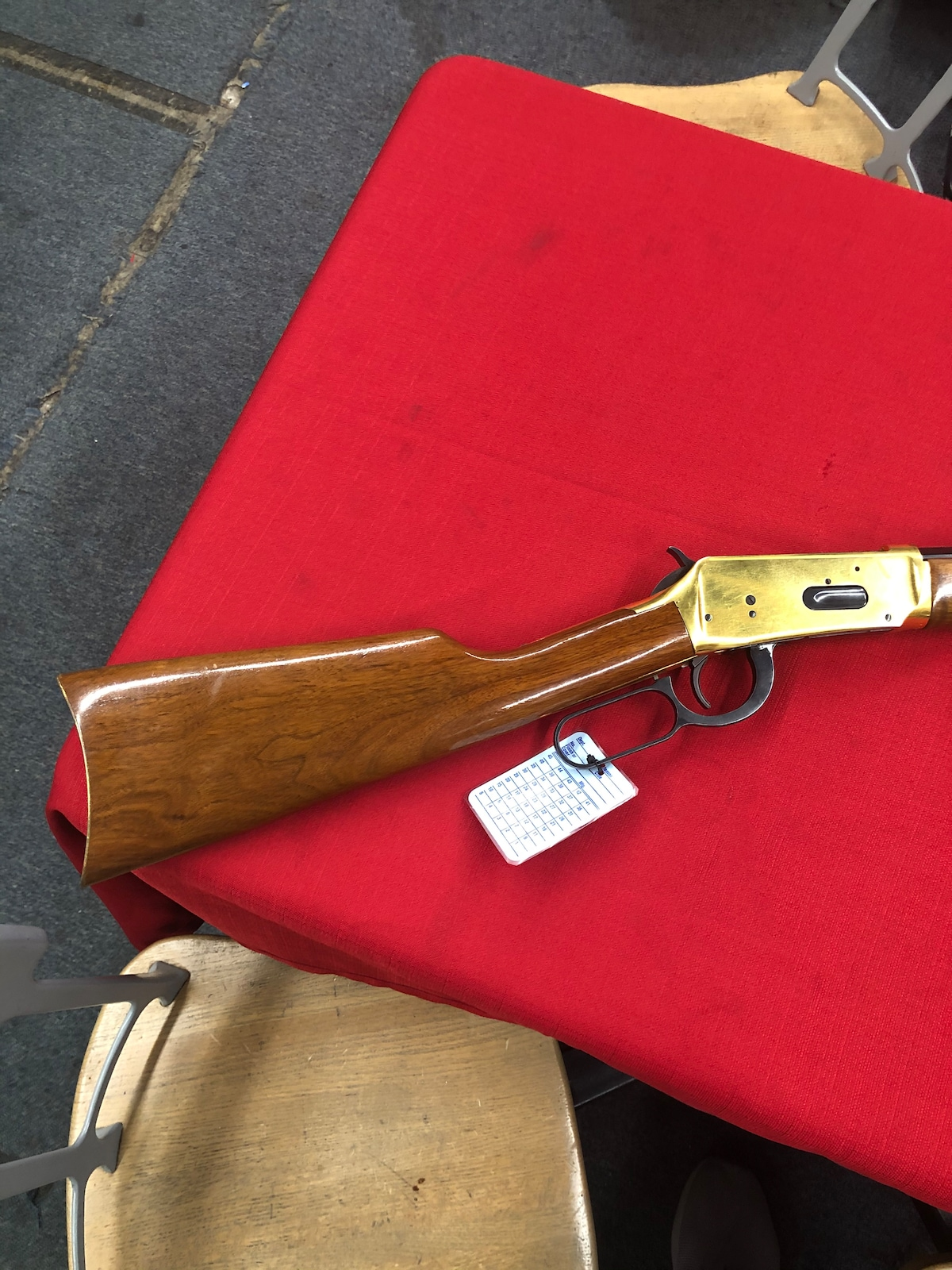 WINCHESTER CENT 66