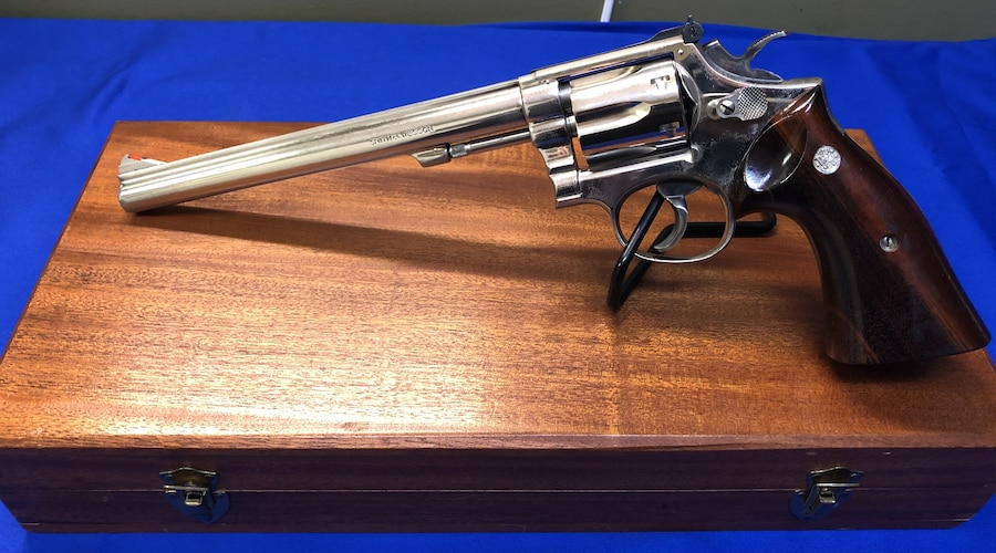 SMITH & WESSON Model 48-2