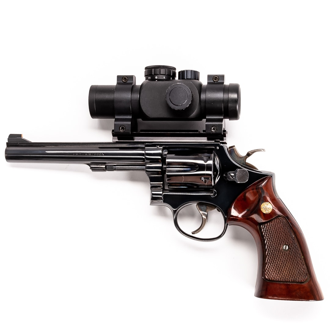 SMITH & WESSON MODEL 17-3 K22 MASTERPIECE TARGET